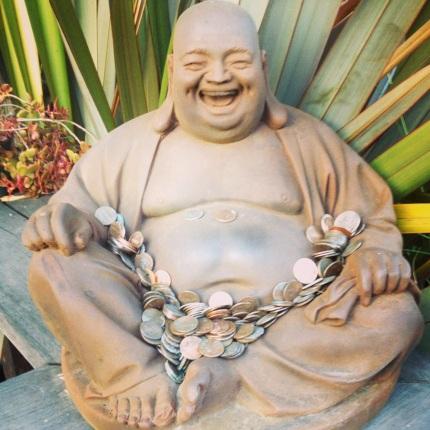61 Happy Buddha