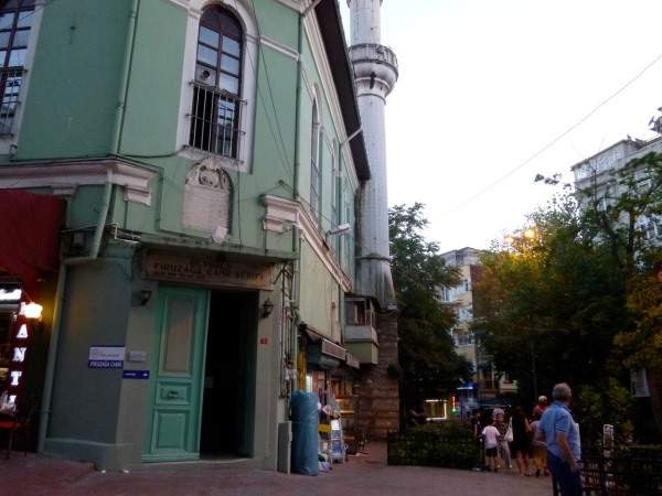10 street corner