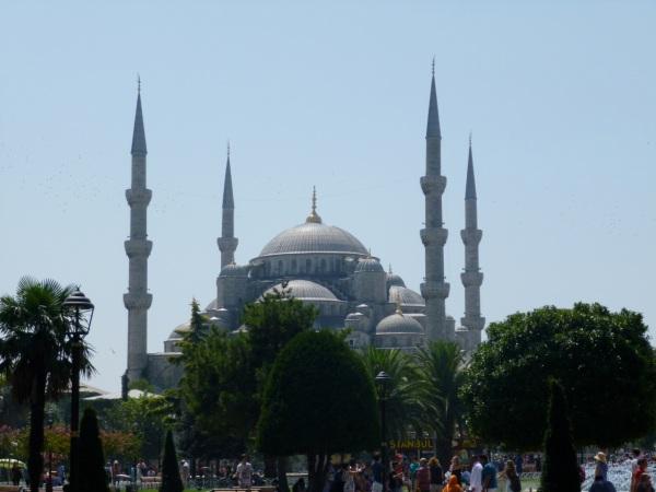 14 blue mosque