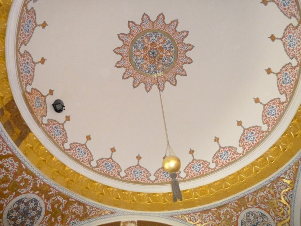 15 palace ceiling