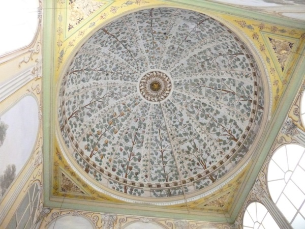 22 harem ceiling
