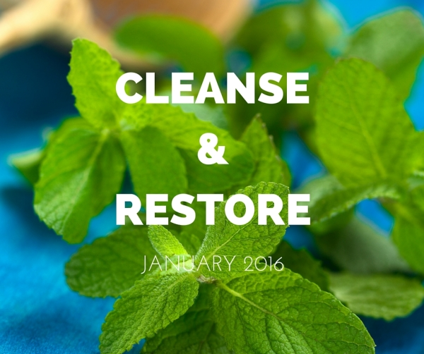 CLEANSE&RESTORE